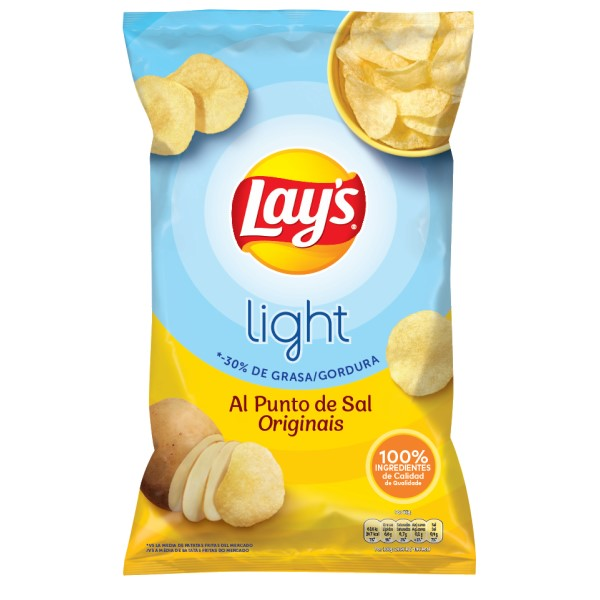 Lays Light 140Gr