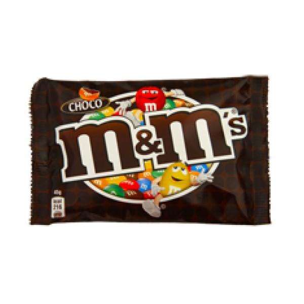 Drageias Chocolate Leite M&M 45Gr