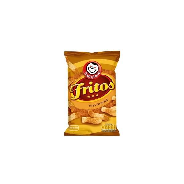 Snack Sal Fritos 130Gr