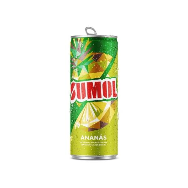 Sumol Ananás 33Cl