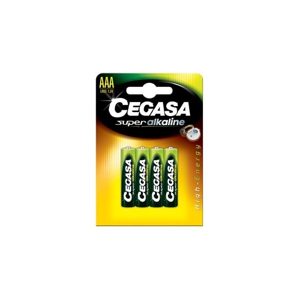 Pilha Alcalina Blr03 Super Cegasa