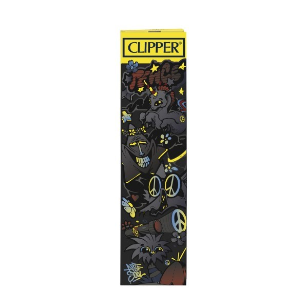 Papel Clipper Platinum King Size Slim