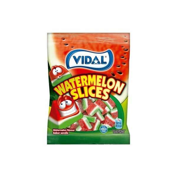 Gomas Melancia Vidal 100Gr