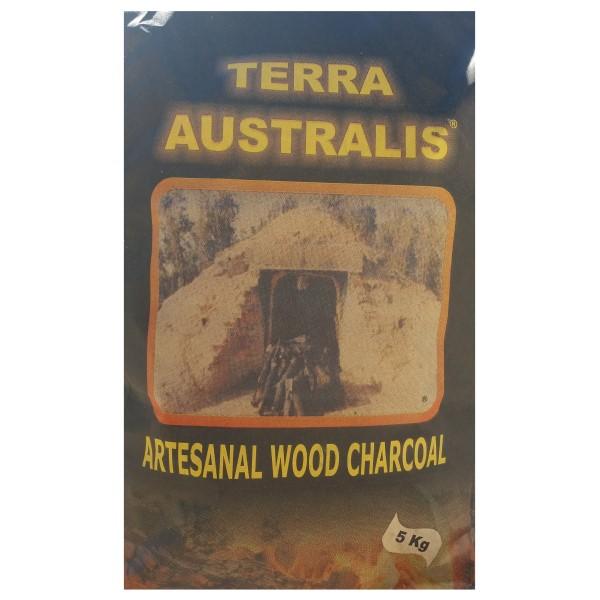 Carvão Saco 5Kg Terra Australis