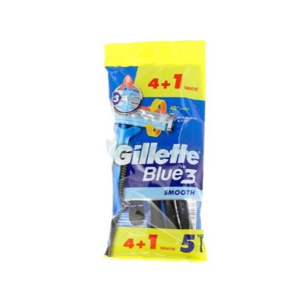 Lâmina Descartavel Blue 3 Gillette 4Un