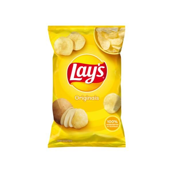 Lays Sal 130Gr