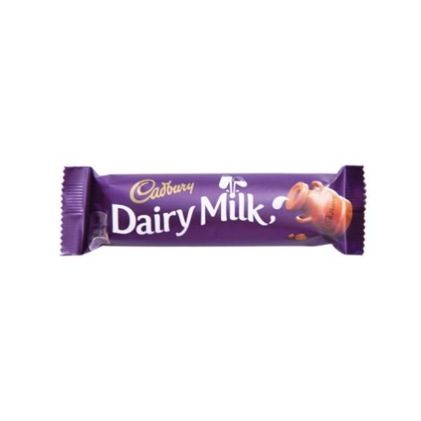 Tablete Chocolate Dairy Milk Leite Cadbury 45Gr