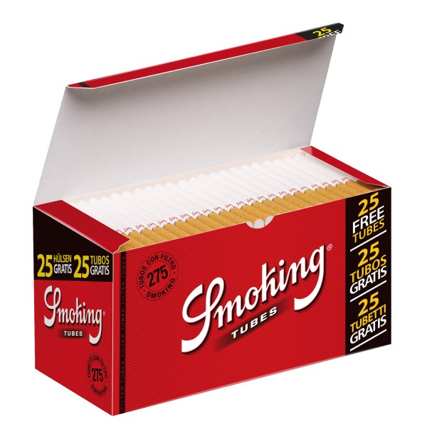 Tubos Smoking C/275