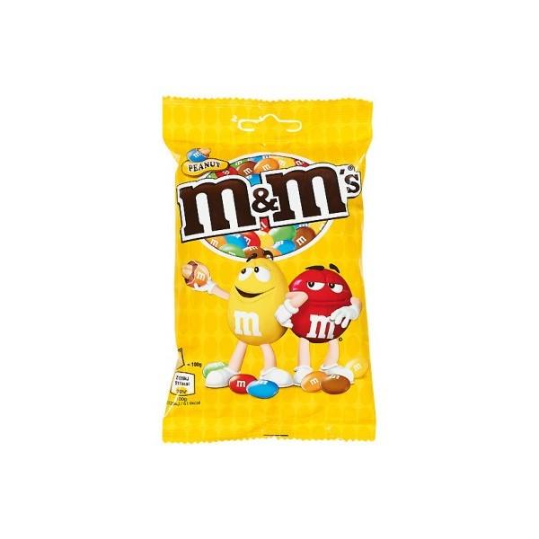Drageias Chocolate Amendoim M&M 100Gr