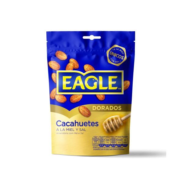 Amendoins com mel Eagle 75gr