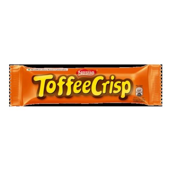 Toffee Crisp 38Gr