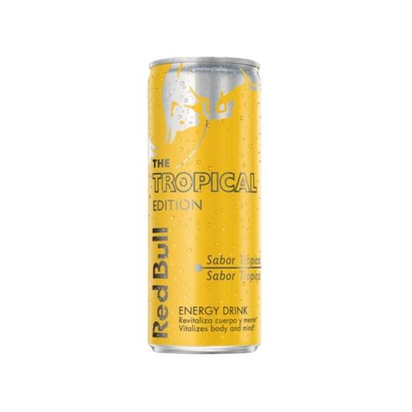 Bebida Energética Tropical Red Bull 25Cl