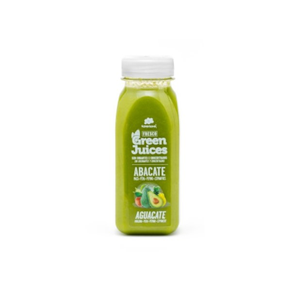 Green Juice Abacate Sonatural 250Ml
