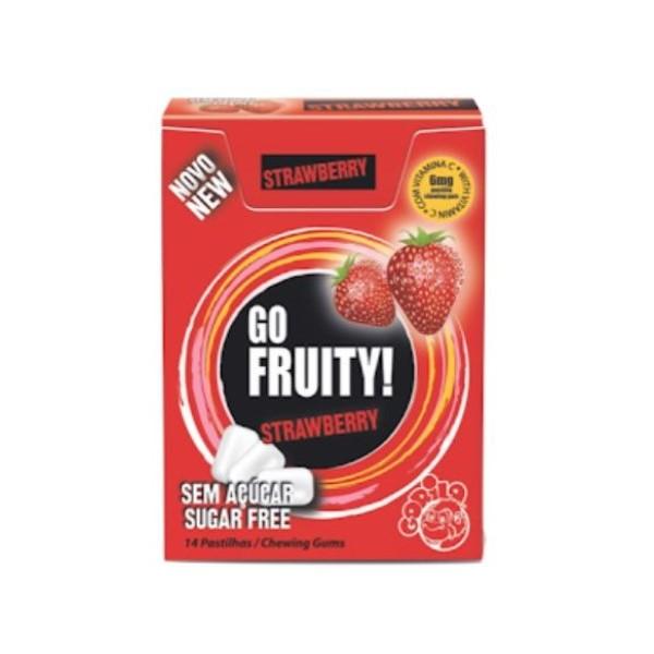 Gorila Go Fruity Drageias Strawberry 20Gr