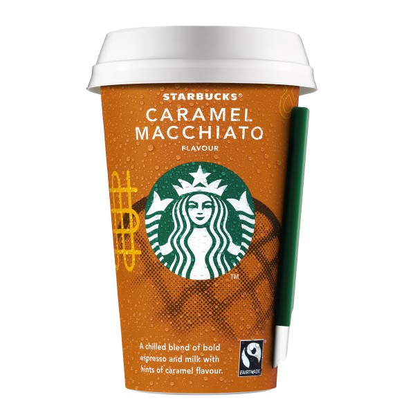 Discoveries Caramel Macchiato Starbucks 220ml