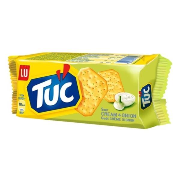 Bolacha Tuc Cream&Onion 100Gr