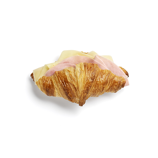 Croissant Folhado Misto