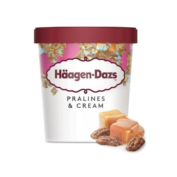 Haagen Dazs Pralines&Cream 460ml