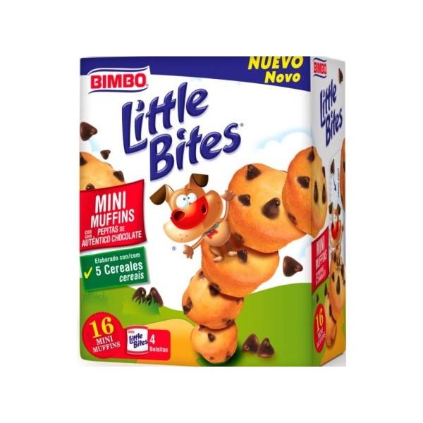 Muffins Little Bites Bimbo 188Gr
