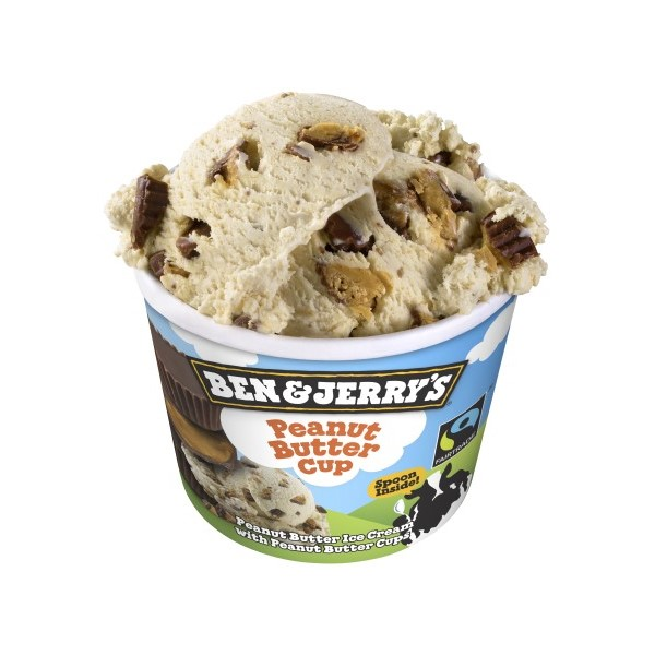 Ben&Jerry Peanut Butter Cup 100ml