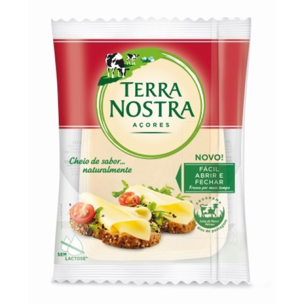 Queijo Fatias Terra Nostra 200GR