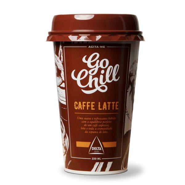 Caffe Latte Go Chill 230ml