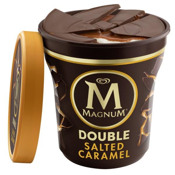 Magnum Double Salted Caramel Copo 440ml