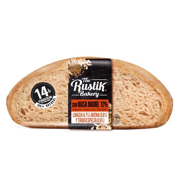 Pão Cereais Rustik Bakery 450GR