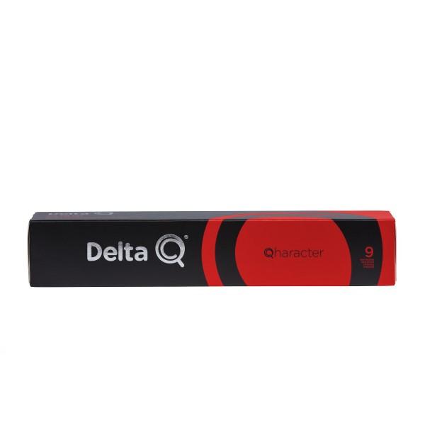 Cápsulas Delta Q Qharacter 10 UN