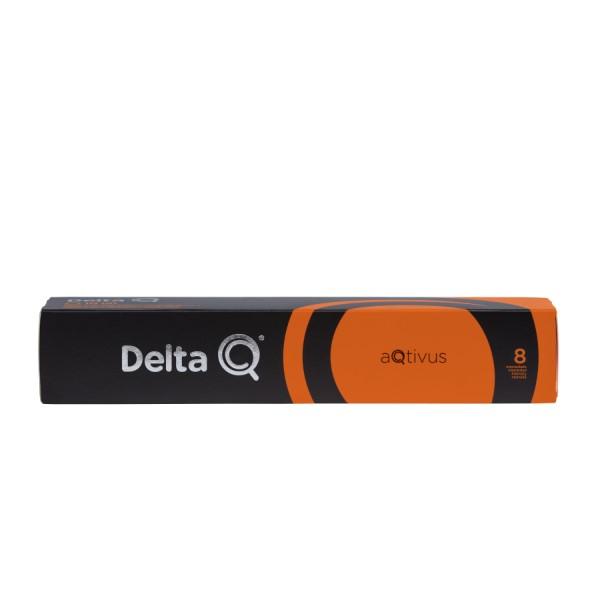 Cápsulas Delta Q Aqtivus 10 UN