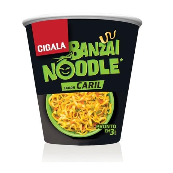 Banzai Noodle Caril Cigala 67GR