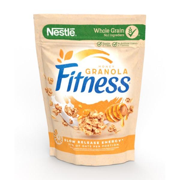 Cereais Fitness Granola Mel 300GR