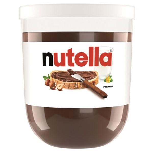 Creme Barrar Nutella 200gr